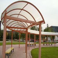 New design DIY aluminum outdoor canopy for Home garden