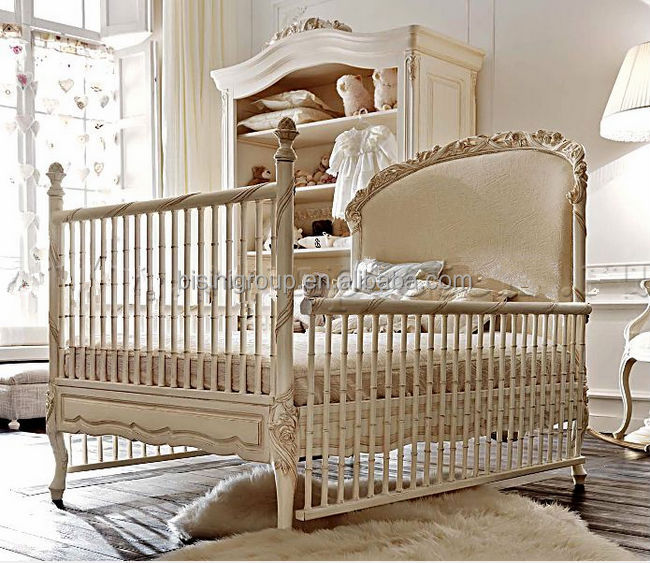 elegant oversized bedroom furniture new born baby bed bf07 70192 t