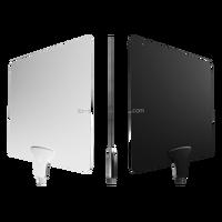 Ultra-thin Flat HDTV Indoor TV Antenna DVB-T UHF/VHF Digital TV Antenna Portable Satellite Antenna Made In China