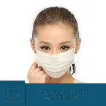 Germany PP material Physical inactivation ffp3 disposable mask/excellent filtering bacteria and PM2.5