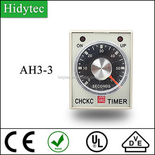 High quality fast delivery competitive price AH3-3 12v timer relay
