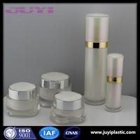 New Designed Acrylic Plastic Lotion Bottle Plastic Pump Spray Bottle