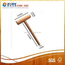 Natural Wood Mallet from Factory Supply