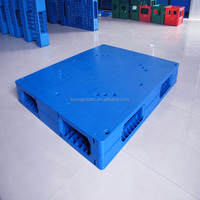 Double faced Euro Size Euro Recycle plastic pallet