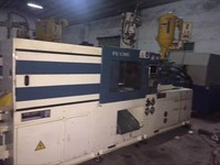 FCS Used Plastic Injection Molding Machine Double Colors