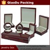 Brown jewelry box for ring,Luxury ring box