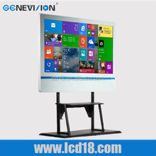 43 inch 1080P indoor advertising lcd display, lcd ad player made in China