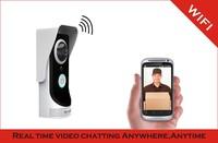 2MP 160degree camera,Real time video talking,waterproof,smart door bell