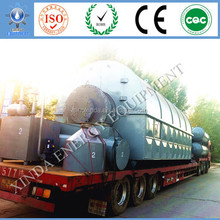 Xinxiang Xinda manufacturer recycling for scrap plastic plant to crude oil
