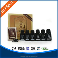 2015 new Sunburst Hair 6 in 1 Hair- nutrition lotion Solution Spray Saudi arabia 50sets