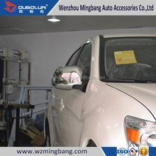 ABS Chrome Auto tuning accessories 2013 ASX Door Mirror Cover for Mitsubishi