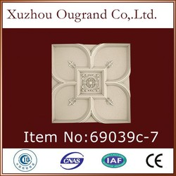 pu materials for wall and ceiling covering bulb design from China
