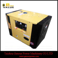 10kw three phase generator set