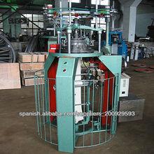 circulares pequeños de diámetro de alta velocidad de la máquina de tejer