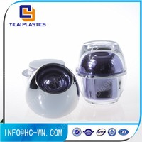 Alibaba Plastic Cream Recyclable Cosmetic Jar Wholesale