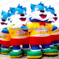 persian cat inflatable model for advertising decoration