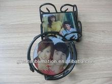 Coaster wire Rack retro design