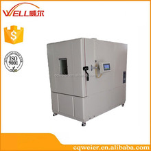 Industrial Stainless Steel Touch Screen Programmable Temperature Testing Laboratory