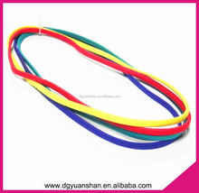 Hair accessories 5mm thin elastic skinny headband, colorfull headbands