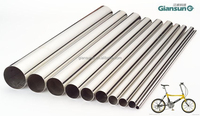customized aluminum tube for bicycle frame