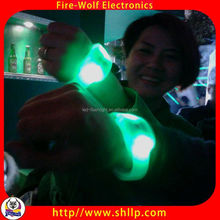 Thailand Creative Holiday Gifts Supply Kpop popular sound activated led bracelet manufacturer
