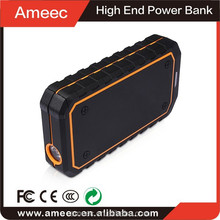 Ameec 12V emergency kit mini multifunction jump starter car jump starter diesel jump starter
