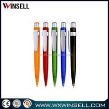Best popular fancy plastic ballpoint pen