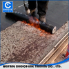 asphalt bitumen sheet SBS bitumen waterproofing on concrete roofing