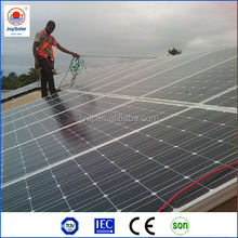 1KW/3KW/5KW solar panel system/solar power system for small homes