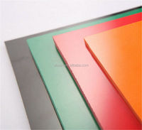 offset printing pvc plastic sheet/rigid pvc transparent sheet