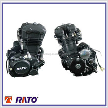 250cc Electric start Manual clutch engine, water-cooled motorcycle engine sale