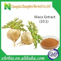 Health food enlarge penis medicine Maca extract macamides and macaenes 40%