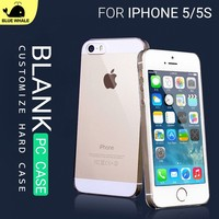 Wholesale For Iphone 5 Custom Back Cover Case, Mobile Phone Back Cover For Iphon 5S, For Custom Print Cell Phone Case Iphone 5