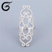 good jewelry fashion ring 925 platinum