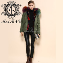 2015 Fashion Women's European Style Winter Personalized Coat woman coats and jackets