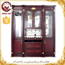 china used antique barrel rack cherry wine bar furniture