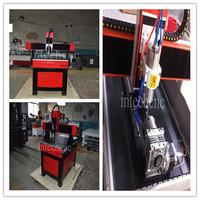 Outstanding !!!4 axis cnc milling machine LFM6090 Intechcnc cnc lathe price/plasma cnc