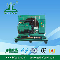 Refrigeration compressor unit Semi-Hermetic Compressor&Air-cooled condensing Unit Refrigeration Capacity R134A R22 R404A