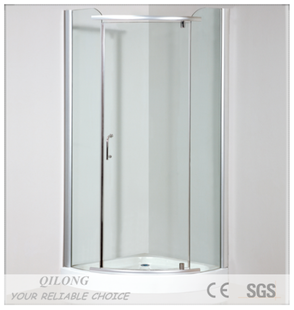 corner shower enclosure with size 90x90 buy cheap shower