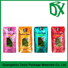 Alibaba Trade Assurance Supplier coffee been pack bag,packaging for ground coffee