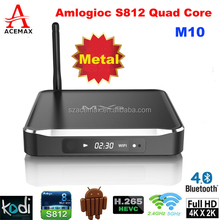 Our Acemax tv box all are unlocked You can free loading or cancel add-ons