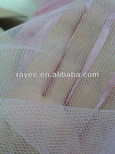 mosquito net fabric 156-225 mesh in diamond/square/hexagon shape used for making PVC banners, tecido de malha de poliester