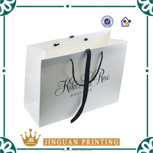 Paper Bag / Boutique packaging Paper bag /high-end shopping bags in Guangzhou,China