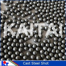 High clearness sand blasting HQ steel shot S170/SS0.5mm with SAE standard