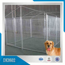 Good Supplier Large Galvanized Heavy-Duty Dog Kennel