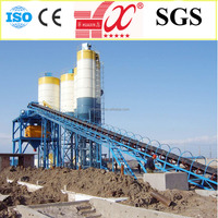 HZS120 modular mini ready plant concrete mixing plant 120m3/h