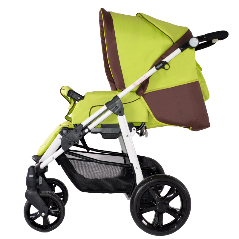 Adult baby stroller think