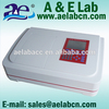 double beam ultraviolet visible spectrophotometer
