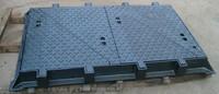 Cast iron Telecom Manhole Cover EN124 D400