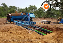 Portable mini dredge used for gold washing for sale